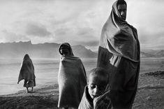 """ Ethiopia photo by Sebastião Salgado, 1984 """