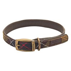 Buy Barbour Tartan Dog Collar Online at johnlewis.com
