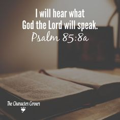 """""""Keep my children from being distracted when they should be paying attention, so they will hear Your voice when You speak to them. Give them ears that are ready to listen to you, and a heart that is willing to obey. May they listen to instruction and be wise.""""   Praying Biblical Virtues For Our Children - Day 1"""