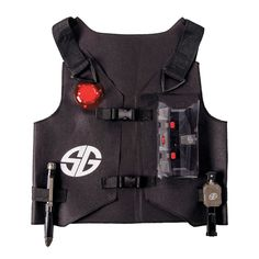 Spy Gear - Tactical Vest, Detective or Spy Kit Spy Kids Costume, Kids Costumes Boys, Boy Costumes, Halloween Costumes For Kids, Spy Gear For Kids, Spy Gadgets For Kids, High Tech Gadgets, Electronics Gadgets, Technology Gadgets
