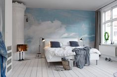 Product image for Wall mural Cloud Puff