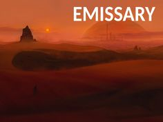 A science fantasy RPG inspired by Dune and Jodorowsky's Metabarons