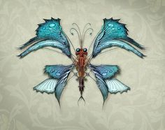 Victorian Mechanical Insects | Natural History
