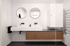Reece Bathrooms on Instagram: Gorgeous setup by Helen McVean Projects. This Malvern VIC...