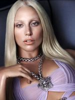 Gaga's Unretouched Versace Pics Are Only Semi-Shocking #refinery29