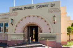 Napier New Zealand Art Deco Capital