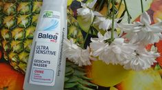 Lory's Blog: REVIEW: Apa de fata Balea Ultra Sensitive