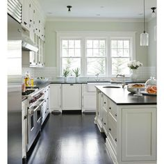 Kitchens With White Cabinets And Green Walls kitchens with white cabinets and granite countertops | white