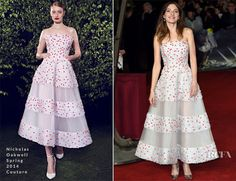 Maria Valverde attended the world premiere of 'Exodus: Gods and Kings' held at the Odeon Leicester Square on Wednesday (December 3) in London, England. The