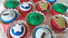 Cupcake Os Vingadores