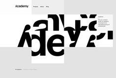 Afbeeldingsresultaat voor typography website