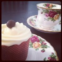 Perfect cupcake for morning tea...this recipe is a must-try!