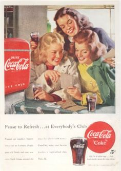 Coca Cola Company's Coca-Cola (1948)