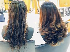 Stunning long hair like this deserves salon style beauty. Here is what we did with it, what do you think? Visit Dessange Paris- Muscat to book an appointment with our experts or call us at +96894018416. #DessangeParis #Salon #Pedicure #HairSalon #HairSpa #Muscat #BeforeAndAfter #FrizzyHair #HairStyles Aussie Hair Products, Professional Hair Salon, Hair Spa, Hair And Beauty Salon, Bright Skin, Salon Style, Hair Serum, Hair Strand, Hairdresser