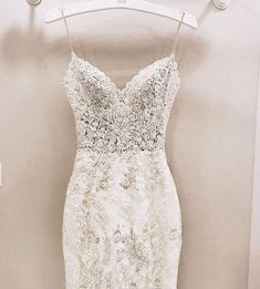 Sweet dreams & absolutely gorgeous weddingdress weddinggown beauty stunning chic couture dress bride dreamy wow… is part of Wedding - Dream Wedding Dresses, Bridal Dresses, Prom Dresses, Beaded Wedding Dresses, Modest Wedding, Short Dresses, Wedding Goals, Wedding Day, Rustic Wedding