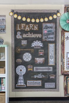 Home Sweet Classroom Decorations