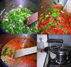 Bright & Tasty Pressure Cooker Lentils | hip pressure cooking
