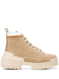 PIERRE HARDY ALPHA RANGERS BOOTS. #pierrehardy #shoes Pierre Hardy, Shoe Boots, Shoes, Brown Boots, Low Heels, World Of Fashion, Calf Leather, Luxury Branding, Ranger