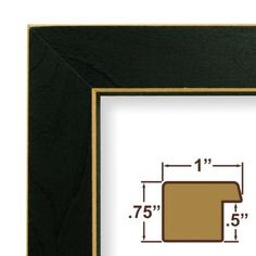Americana style, black with wood grain finishFrame includes: clear styrene facing, rigid cardboard backing and wire hanging hardware kit (some asse. Hanging Wire, Hanging Frames, Wall Hanger, Hangers, Personalized Wall Art, Blue Wood, Home Wall Decor, Room Decor, Creative Decor