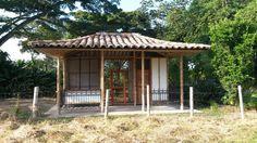 www.bambuturismo.com  El día jueves 19 de Noviembre se realizó la inauguración de la caseta de ingreso al Paraíso del Bambú y la Guadua  Esperamos su pronta visita a este hermoso paraíso para que conozcan y descubran aún más del bambú y la guadua.  Contacto: bambuturismo@gmail.com / 3174231906 - 3128437688 - 3122528347 / ubicados en la Finca