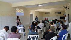 """NONATO NOTÍCIAS: Jaguarari-Ba: Coelba promoveu o evento """"café com o..."""