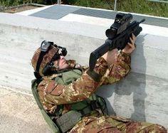 Italian Army testing remote optics system