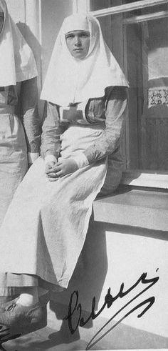 Olga Nikolaevna Romanov  Birth: November, 15, 1895  Birth Place: Tsarskoye, Russian Empire