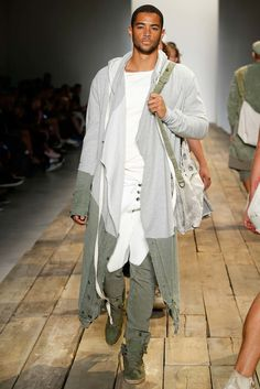 Greg Lauren Spring 2016 Menswear Fashion Show