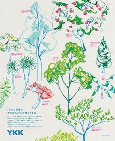 YKK Tree Planting Day