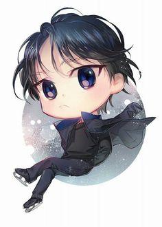 Guang Hong, Love Stage, Yuuri Katsuki, Yuri Plisetsky, Chris Young, Yuri On Ice, Moon Child, Manga Anime, Anime Meme