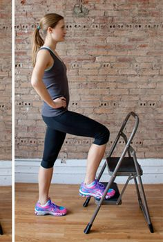 Get the perfect exercise to tone the shape of your behind: V-Shaped, Droopy, Big...YouBeauty covers all the booties out there!
