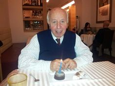 Happy 94th birthday nonno! :)