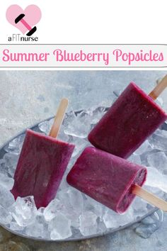 This popsicle is perfect this summer! It's gluten free, vegan, paleo friendly, soy free and super easy to make. You can enlist your kids to help you out.