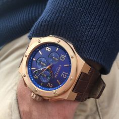 Cortese Chirone Chronograph kopen? - Watch2Day