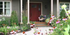 Morin, Patio, Plants, Dreams, Landscape Fabric, Landscape Planner, Stone, Yard, Porch