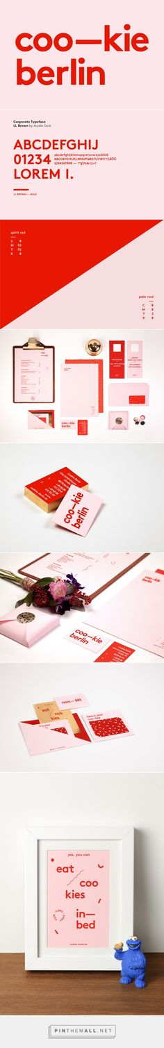 Cookie Hotel Berlin identity packaging branding on Behance curated by Packaging Diva PD. I want to stay here where I can eat cookies in bed : ) created via https://www.behance.net/gallery/6173991/Cookie-Hotel-Berlin