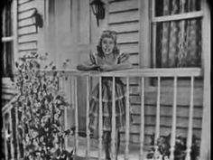 "1953 Gayla Peevey performing  ""I Want a Hippopotamus for Christmas"""