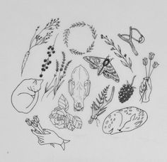 Image result for stick and poke tattoo ideas