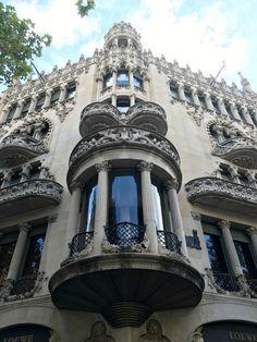 Casa Lleó Morera #Barcelona - Passeig de Gracia