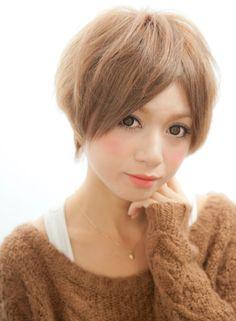 甘辛MIXセクシーショートボブ  【little 渋谷店】 http://beautynavi.woman.excite.co.jp/salon/25352?pint ≪ #shorthair #shortstyle #hairstyle  #shorthairstyle・ショート・ヘアスタイル・髪形・髪型≫