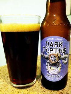 Beer Review: Sam Adam's Dark Depths