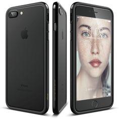 iPhone 7 Plus Case, elago [Edge Bumper][Black] - [Edge Protection][Dual Layering  | eBay