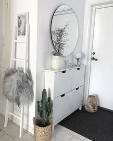 - hallway ideas - Flur Flur The post Flur appeared first on Flur ideen. -Hallway - hallway ideas - Flur Flur The post Flur appeared first on Flur ideen. - Tons of FREE HD pictures, hours of fun and no lost pieces. Relax your mind putting puzzles toget. Home Living Room, Apartment Living, Living Room Designs, Living Room Decor, Bedroom Decor, Living Area, Apartment Interior, Apartment Therapy, Home Design