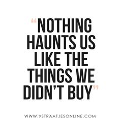 #9straatjesonline #9streets #quote #fashion #haunt #shopping