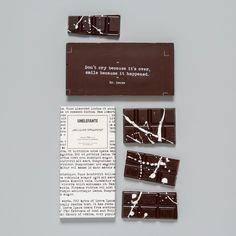 Chocolate Typewriter
