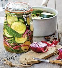 Cuketové matesy | Recepty Albert Preserves, Pickles, Cucumber, Vegetables, Health, Recipes, Food, Syrup, Preserve