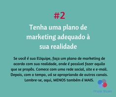 Plano de Marketing para Empreendedores