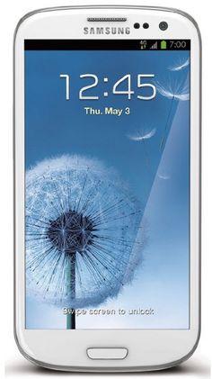 Samsung Galaxy S III (Virgin Mobile).