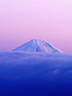 Mt. Fuji, Japan. Most peacful place so far.