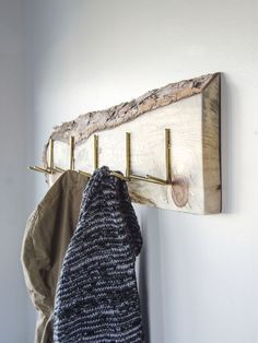 Build by yourself for DIY includes involving in lots of things and it can be used in your home. A coat rack is one such practical and useful thing to have at home. However, if you have want to make diy coat rack ideas, choose the design, dimensions, shape and solve the storage problem. Here are some ideas for coat rack to choose from or even to take a look.